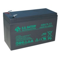12V 8Ah Battery, T2 Terminal HRC9-12-T2, High Performance