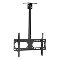 "InstallerParts Ceiling TV Mount Adjustable Pole Angle 37""~65"" Tilt, BCEM237M1 - LCD LED Plasma TV Flat Panel Displays - Great for Vizio, LG, Samsung …"