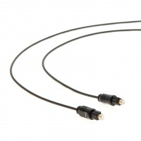 12Ft Toslink/Toslink 2.2mm Digital Audio Cable