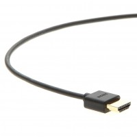 3Ft HDMI M/M Thin Cable High Speed w/Ethernet 36AWG