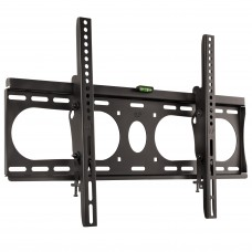 "InstallerParts Lockable TV Mount 32""~50"" Tilt Slim BWLT102M - LCD LED Plasma Flat Panel Displays - Locking Wall Bracket Perfect for Hotels or Outdoor"
