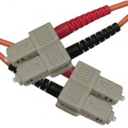 3m SC-SC Duplex Multimode 50/125 Fiber Optic Cable