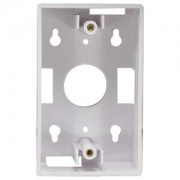 Surfacemount Box for Wall Plate White