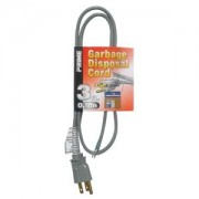 3Ft 16/3 Garbage Disposal Extension Cord