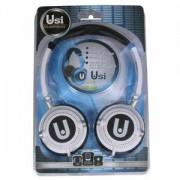 High Definition Ear-Cup Headphones, White