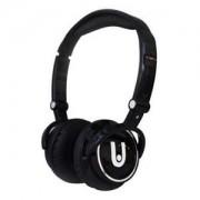 High Definition Ear-Cup Headphones, Black