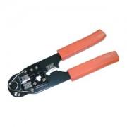 RJ11(6P4C)/RJ12(6P6C) Crimp Tool for Modular Plug
