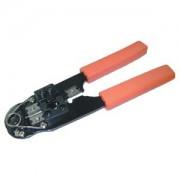 8P/8C Crimp Tool for RJ45 Modular Plug