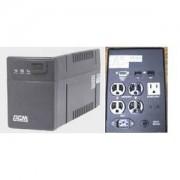Powercom BNT-1000CS, 4UPS+2Surge 1000VA/600W