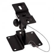 Speaker Mount (2pc/set), SB-01, Black Metal