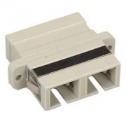 Fiber Optic SC-SC Multimode Duplex Adapter