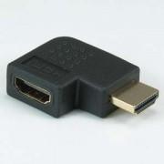 InstallerParts HDMI M/F Horizontal 90 degree Adapter