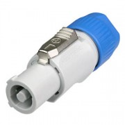 "Neutrik Professional PowerCON ""OUT"" Connector Gray NAC3FCB"