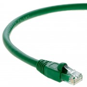 5Ft Cat.6A Patch Cable Molded Green