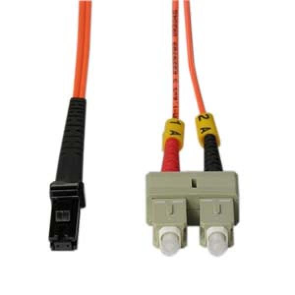 3m SC-MTRJ Duplex Multimode 62.5/125 Fiber Optic Cable