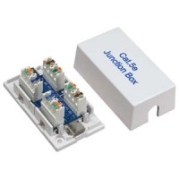 Cat.5E Junction Box, 110 Punch Down Type