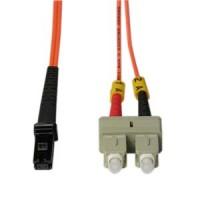 5m SC-MTRJ Duplex Multimode 50/125 Fiber Optic Cable