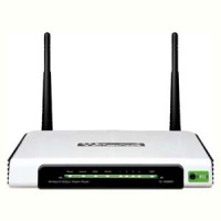 4Port 300Mbps Wireless N ADSL2+ Modem Router W8960N