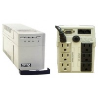 Powercom KIN-625CS, 625VA, 3+3 Outlets