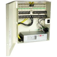 18 Port DC12V 10Amps Power Supply Box, UL,OA-P12DC18PUL-10