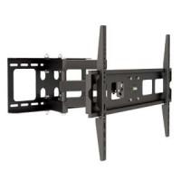 """Flat TV Mount 37""""~63"""" Tilt/Swivel, LPA13-484 Black"""