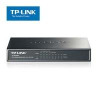 8-Port Gigabit Desktop Switch with 4-Port PoE TP-Link SG1008P