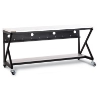 "72"" Performance 400 Series LAN Station - Folkstone"