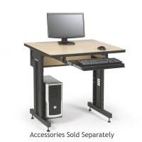 "36"" W x 30"" D Training Table - Hard Rock Maple"