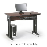 "48"" W x 24"" D Training Table - Serene Cherry"