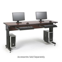 "72"" W x 24"" D Training Table - Serene Cherry"