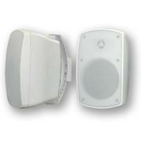 Indoor/Outdoor Wallmount 2-way Speaker White BL520 1 Pair (2pc)