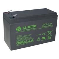 12V 8Ah Battery T2 Terminal, BC8-12-T2