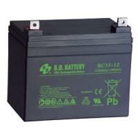 12V 35Ah Battery B7 Terminal, BC35-12S-B7