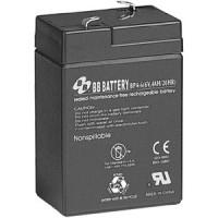 6V 4Ah Battery T1 Terminal, BP4-6-T1